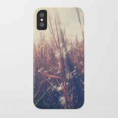 Clothed In Beauty.  Slim Case iPhone X