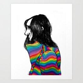 tripper Art Print