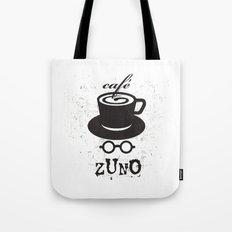 Cafe Zuno Tote Bag