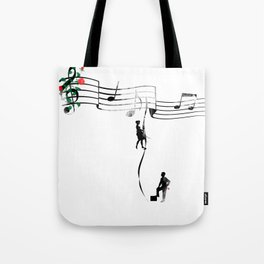 TANAN (Fighting for Love) Tote Bag