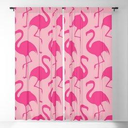 Barbie Flamingoes Blackout Curtain