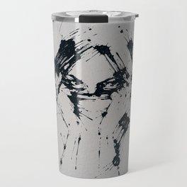 Splaaash Series - Femme Fatale Ink Travel Mug