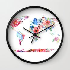 Optimistic World Wall Clock
