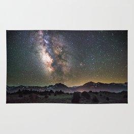 Milky Way, USA Rug