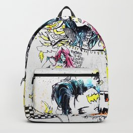 Daughters Of The Bat Backpack