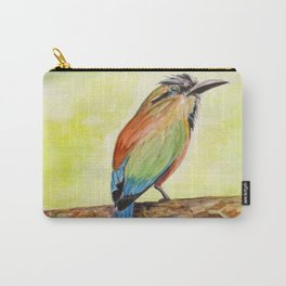 Turquoise Browed Motmot — National Bird of El Salvador Carry-All Pouch