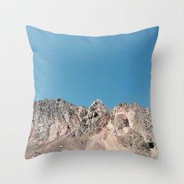 Glorious Mountains Throw Pillow