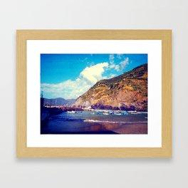 Terre 2  Framed Art Print