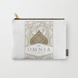 Omnia Illumina tuck box Carry-All Pouch