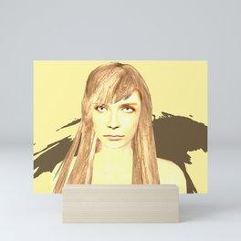 MISCHA Mini Art Print