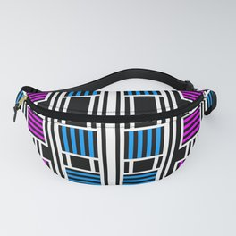Pop Lines Fanny Pack