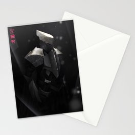 Soldier 0A1 Stationery Cards