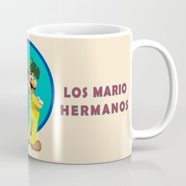 Los Mario Hermanos Coffee Mug
