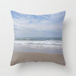 Santa Barbara California Throw Pillow