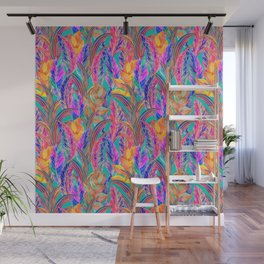 Tropic Exotic Wall Mural