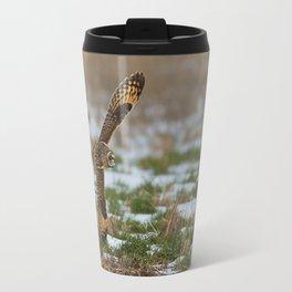 BIG WINGS Short Eared Owl Travel Mug