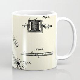 Fishing Tackle-1884 Coffee Mug