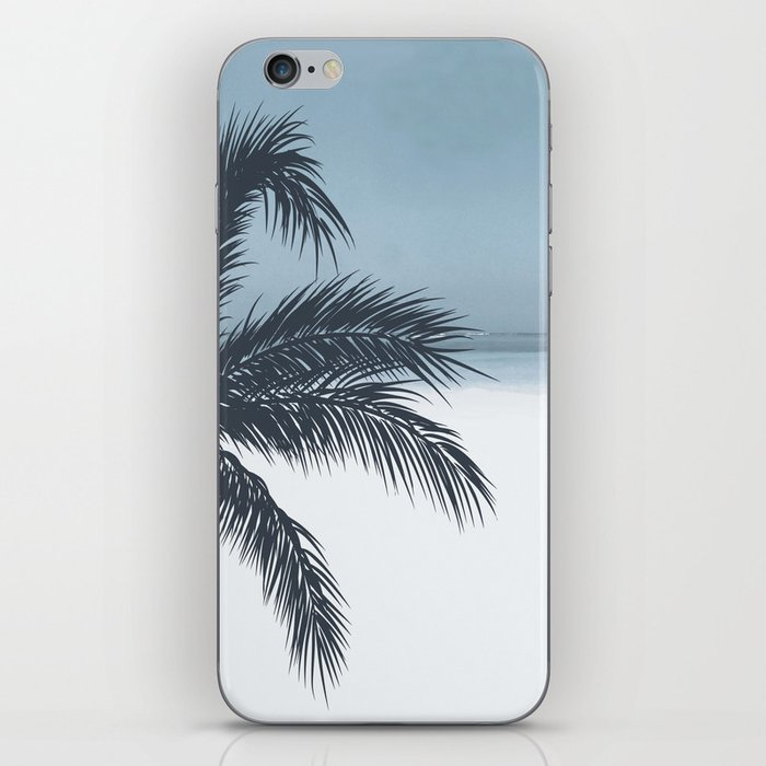 Palm and Ocean iPhone Skin