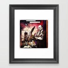 Corpse Opressor Framed Art Print