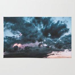 Thunderstorm Rug
