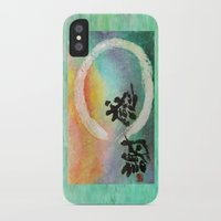 thanksgiving iPhone & iPod Cases featuring Thanksgiving by Wakoshi