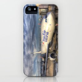 Iran Air Airbus A330 iPhone Case