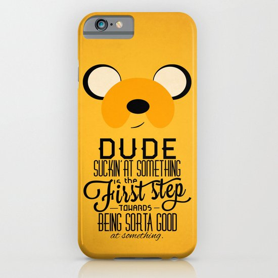 Jake the Wise iPhone & iPod Case