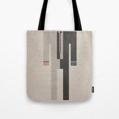 Retro Two Face Tote Bag