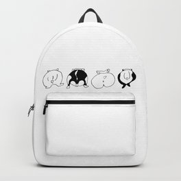 Hamster Butts Backpack