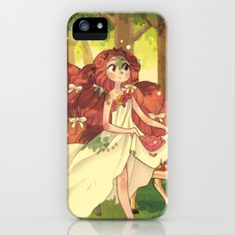 Page 2 Illustration iPhone Case