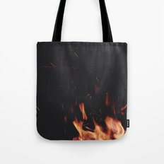 FIRE 5 Tote Bag