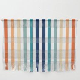Mod Stripes Wall Hanging