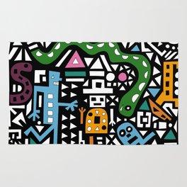 2D Garden Rug