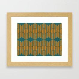 mr. clemens Framed Art Print