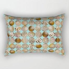 Chocolate in the box Rectangular Pillow