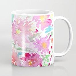 Blooming bouquet #2    watercolor Coffee Mug