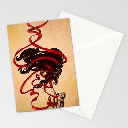 Windup Stationery Cards