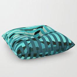 TOPOGRAPHY 2017-007 Floor Pillow