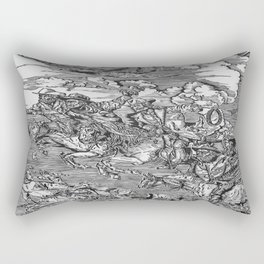 Cowboys From Hell Rectangular Pillow