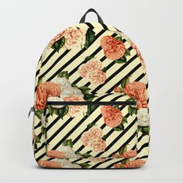 Chrysanthemum Rain Backpack