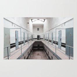 Abandoned Prison Rug