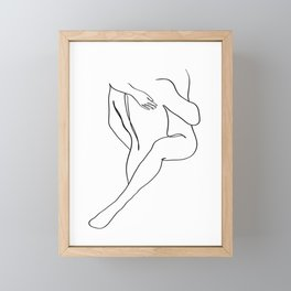 """Let's do some """"we shouldn't be doing this"""" things Framed Mini Art Print"""