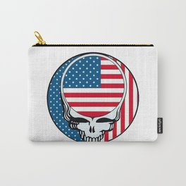 The American DeadHead Carry-All Pouch