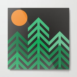 The trees to grow #society6 #decor #buyart #artprint Metal Print