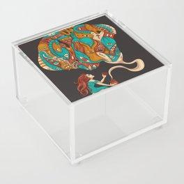 Pandora's Box Acrylic Box