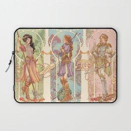 Warrior Princesses Laptop Sleeve