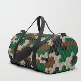 CUBOUFLAGE Duffle Bag