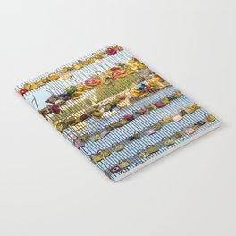 Love padlocks - Paris, France Notebook