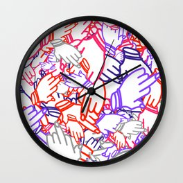 Fuck This Wall Clock