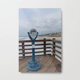 Viewpoint Metal Print
